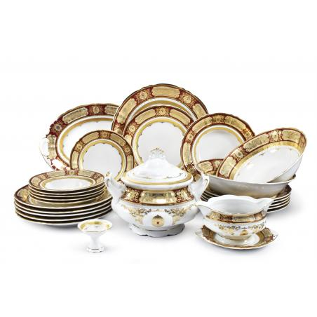 Dinner set 25-piece - Magic...
