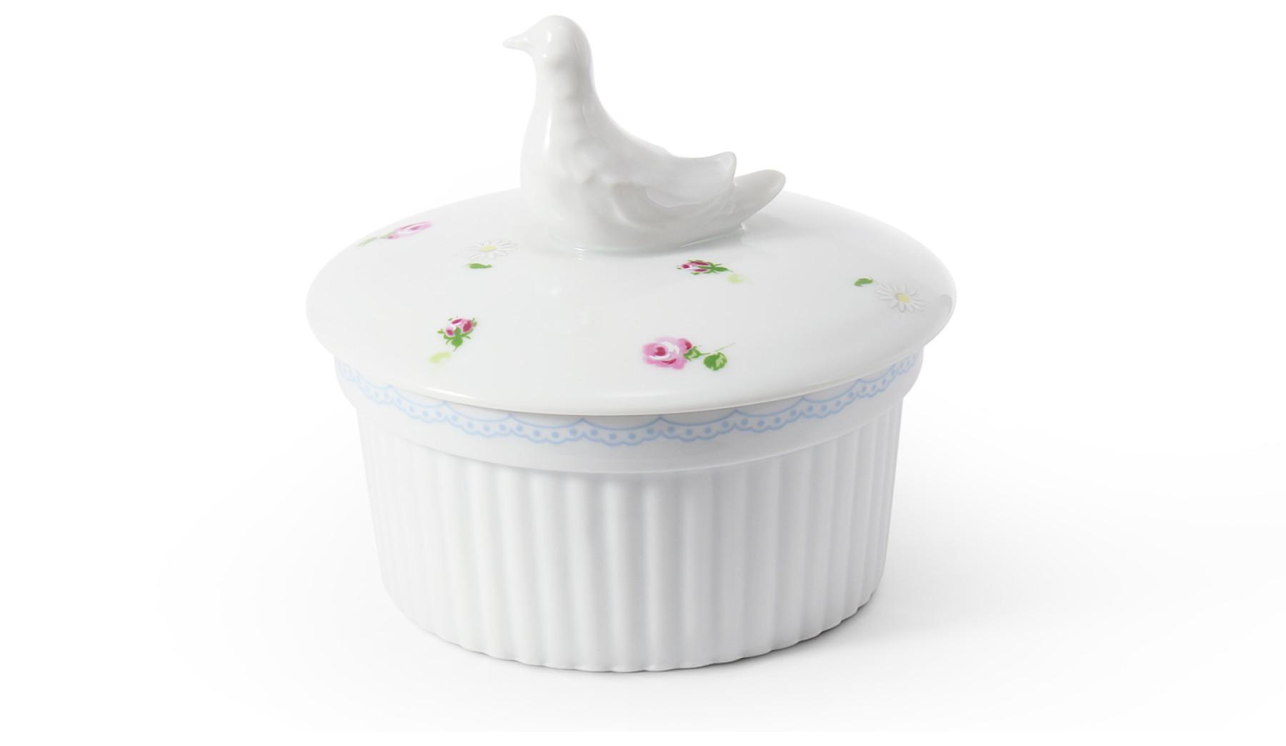 Baking bowl RoseLine var.2