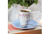 Tasse mit Untertasse 0,09l - Espresso RoseLine