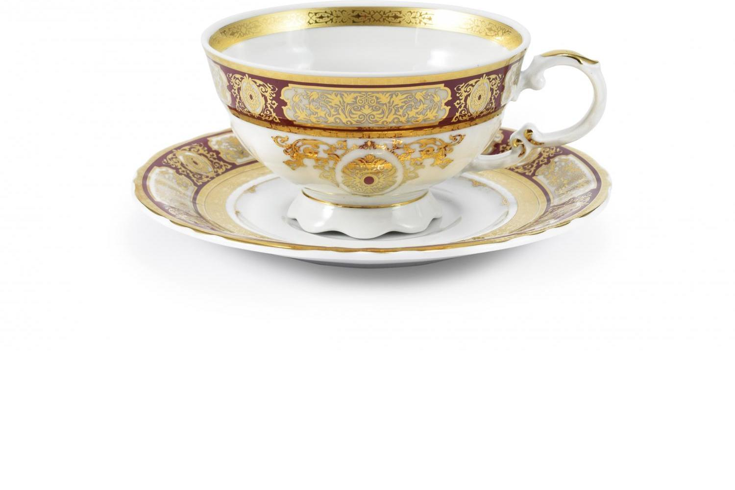 Cup and saucer Magic brooch
