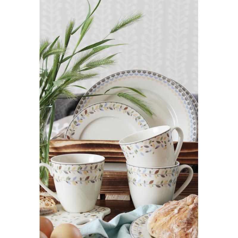 Set mit zwei Teetassen 0,3 l NatureLine