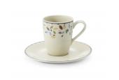 Cup and saucer 0.09 l-espresso NatureLine