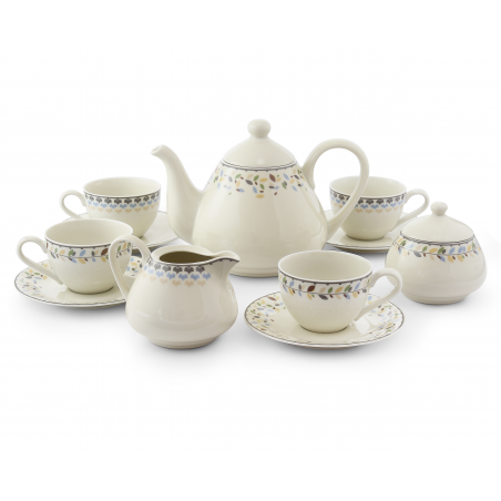 Tea set 11-piece NatureLine