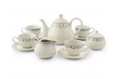 Tea set 11-piece NatureLine
