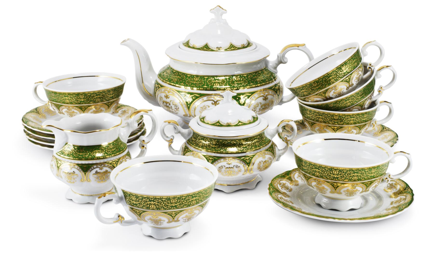 Tea set 15-piece - Chateau sonata