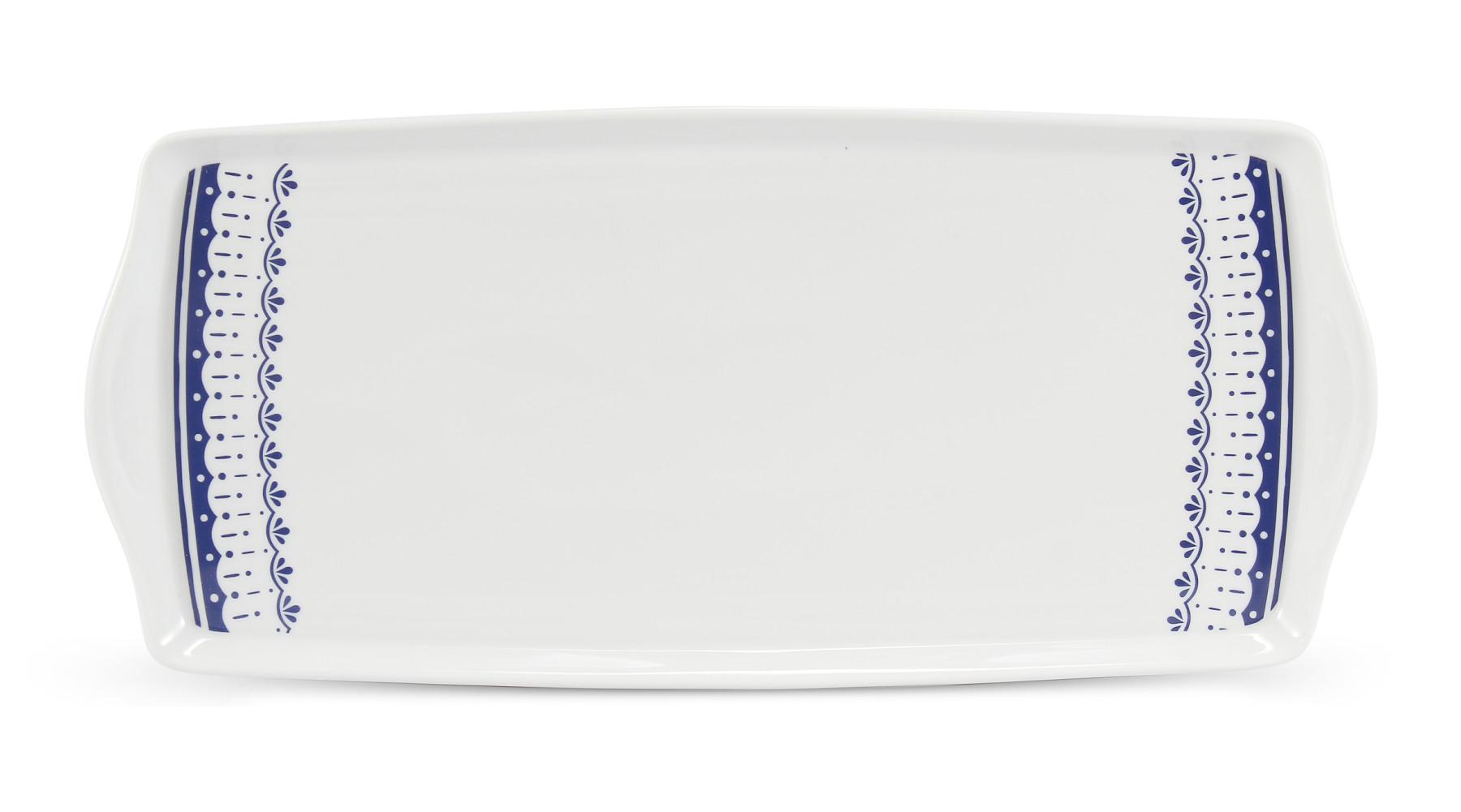 Servierbrett Quadrat 36 cm HyggeLine