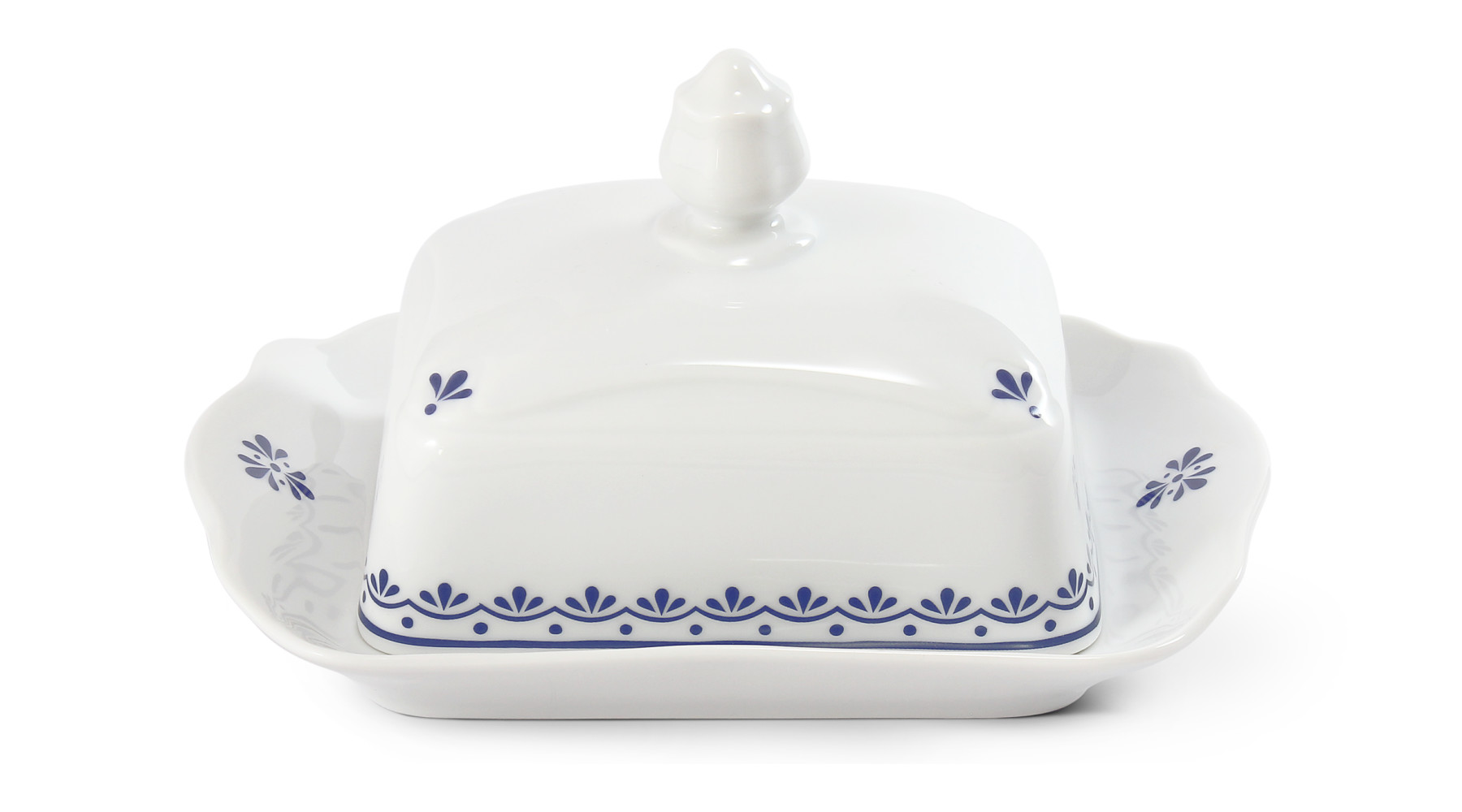 Butter dish square 0.250 kg HyggeLine