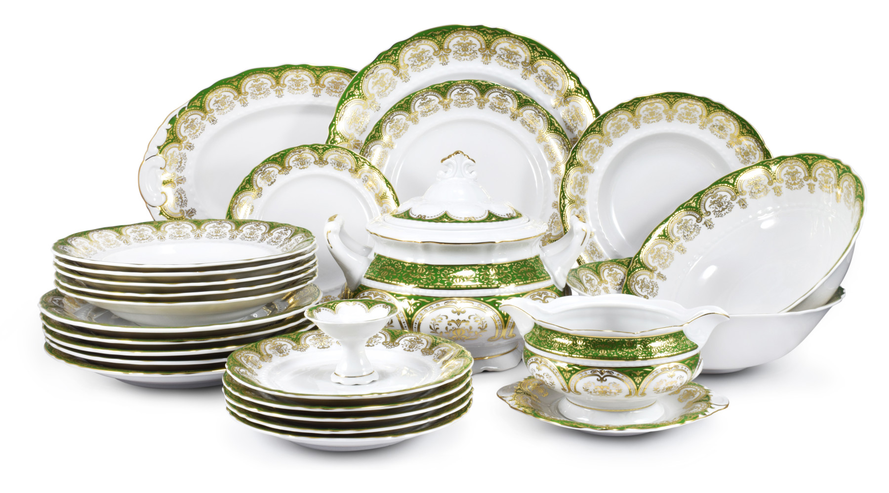 Dinner set 25-piece - Chateau sonata