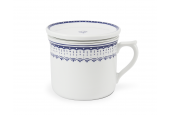 Mug 0.70 l with a lid and a sieve HyggeLine