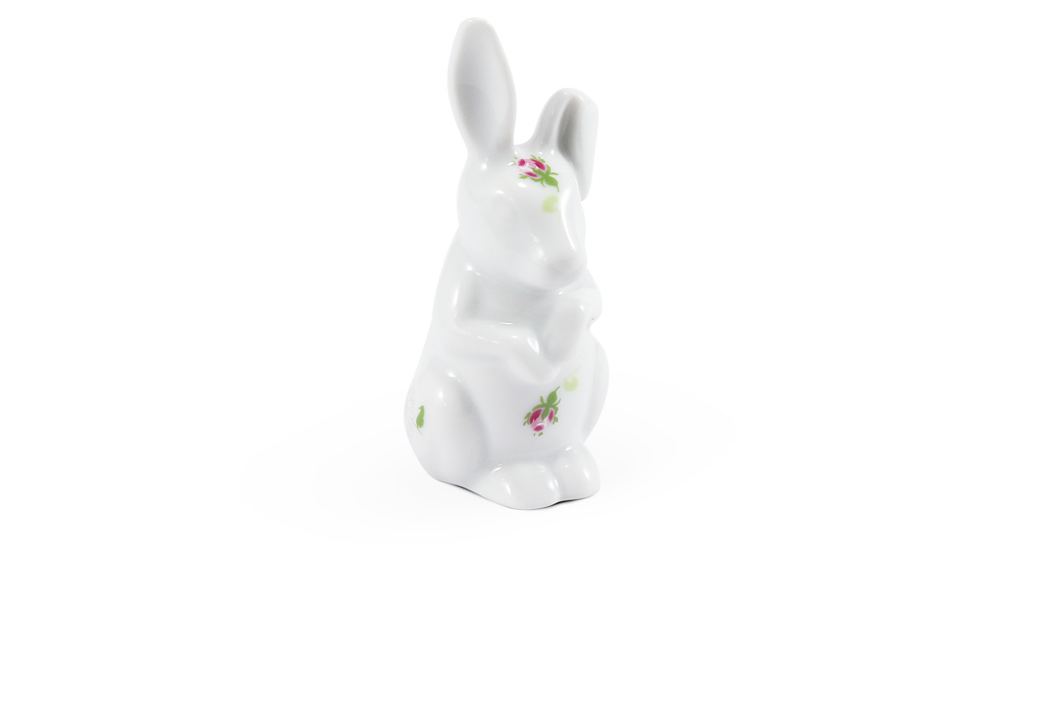 Rabbit sitting 7 cm RoseLine