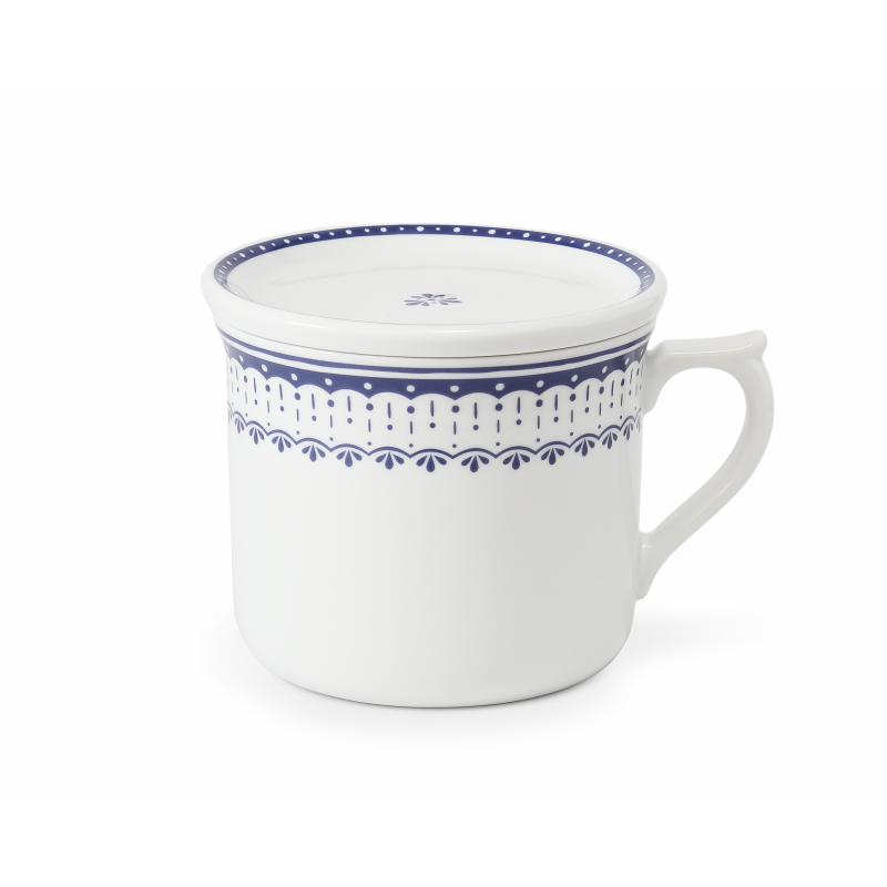 Mug 0.70 l with a lid HyggeLine