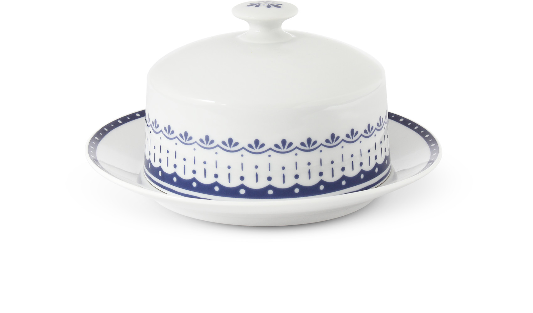 Butter dish round 0.250 kg HyggeLine