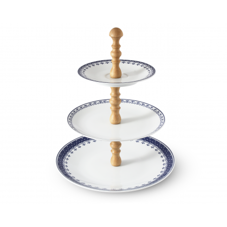 Tiered plate HyggeLine