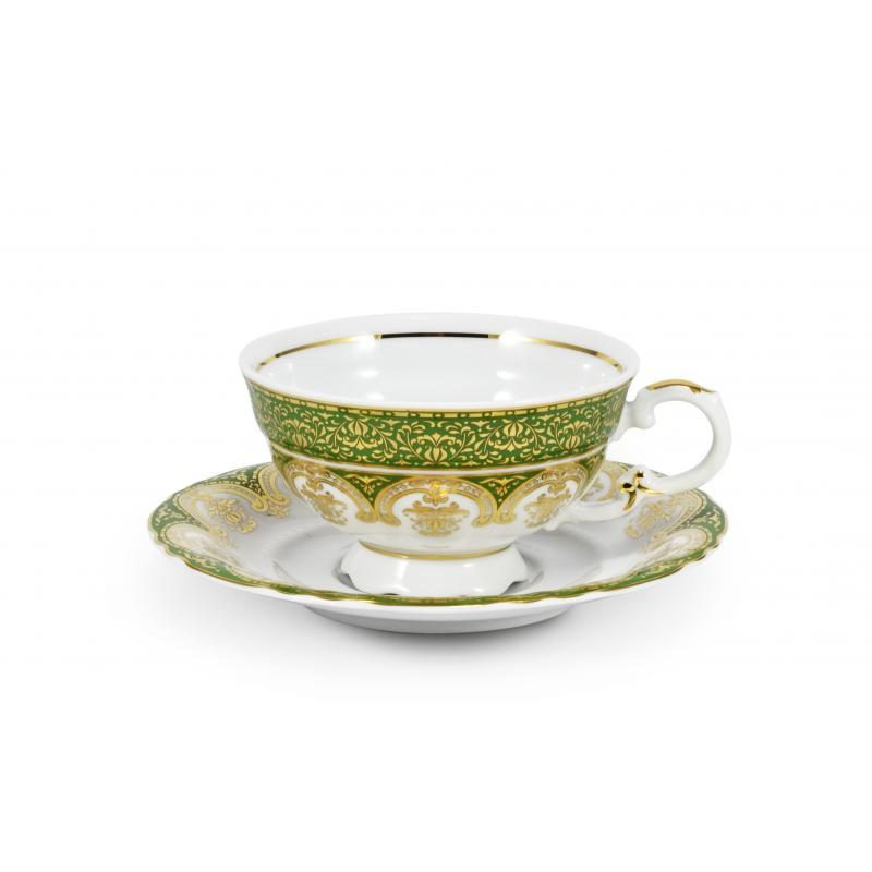 Cup and saucer Chateau sonata