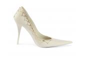 Women´s shoe right Wedding sonata ivory