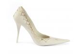 Women´s shoe lift Wedding sonata ivory