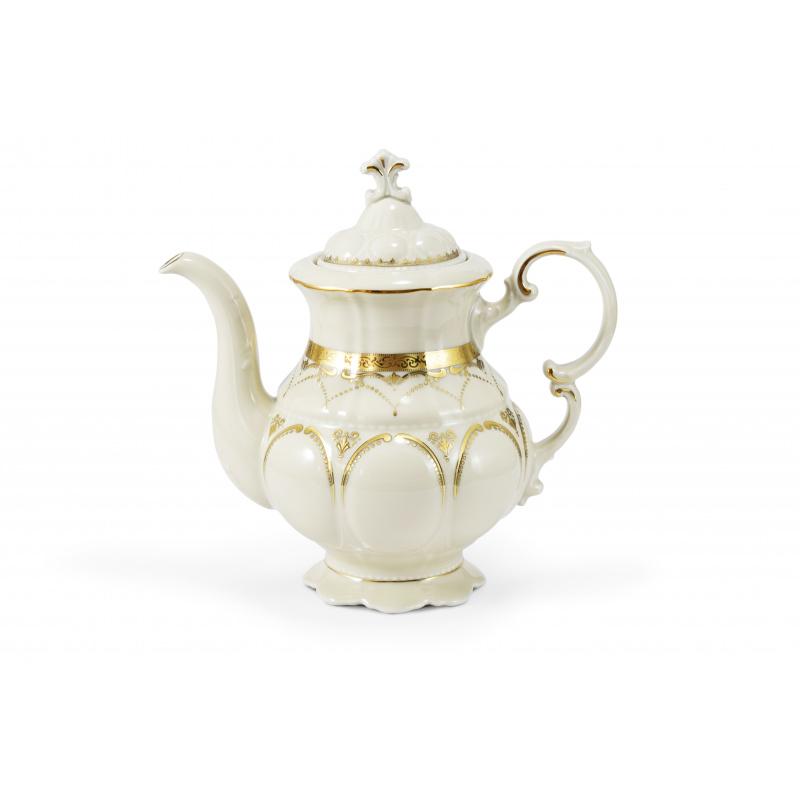 Kaffeeset 15-teilig Schloss Sonate Elfenbein