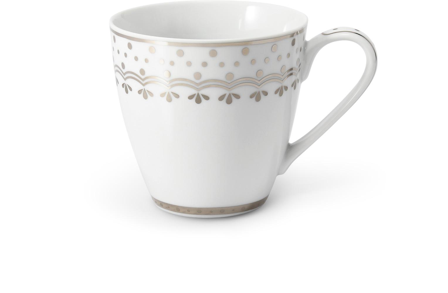 Mug 0.30 l HyggeLine platinum var.1