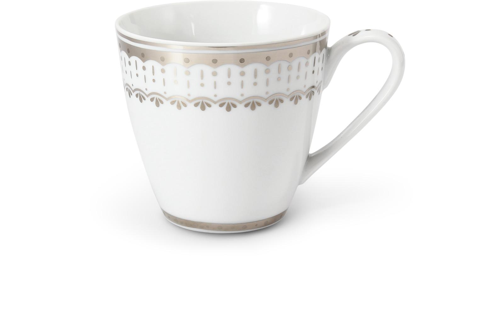 Mug 0.30 l HyggeLine platinum var.3