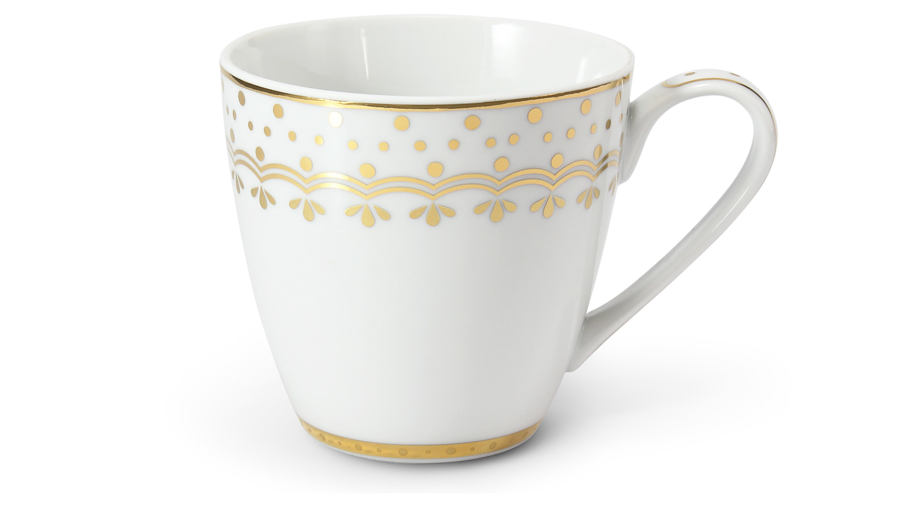 Mug 0.30 l HyggeLine gilded var.1
