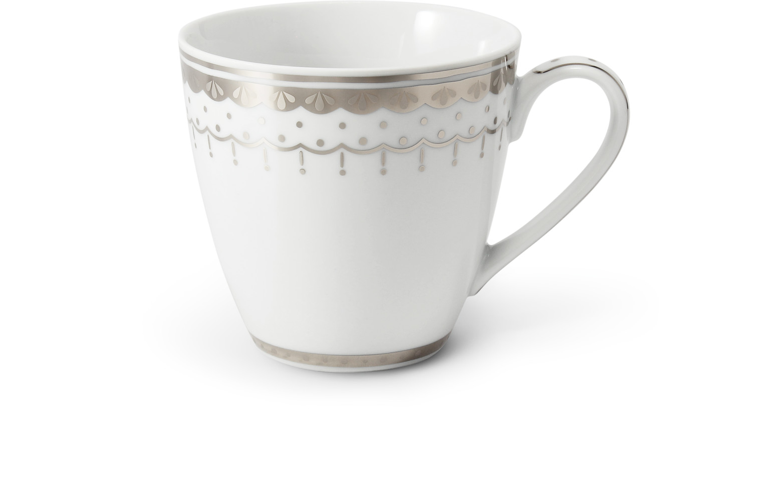 Mug 0.30 l HyggeLine platinum var.2
