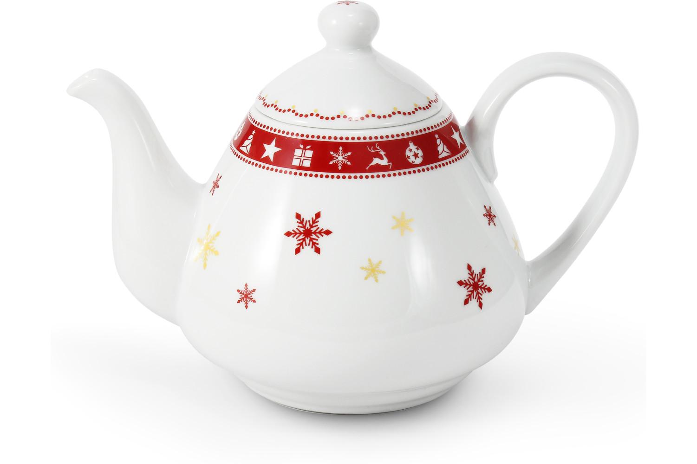 Tee/Kaffeekanne 1,2l Weihnachtsträume