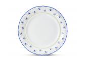 Plate set 18-piece Forget-me-nots