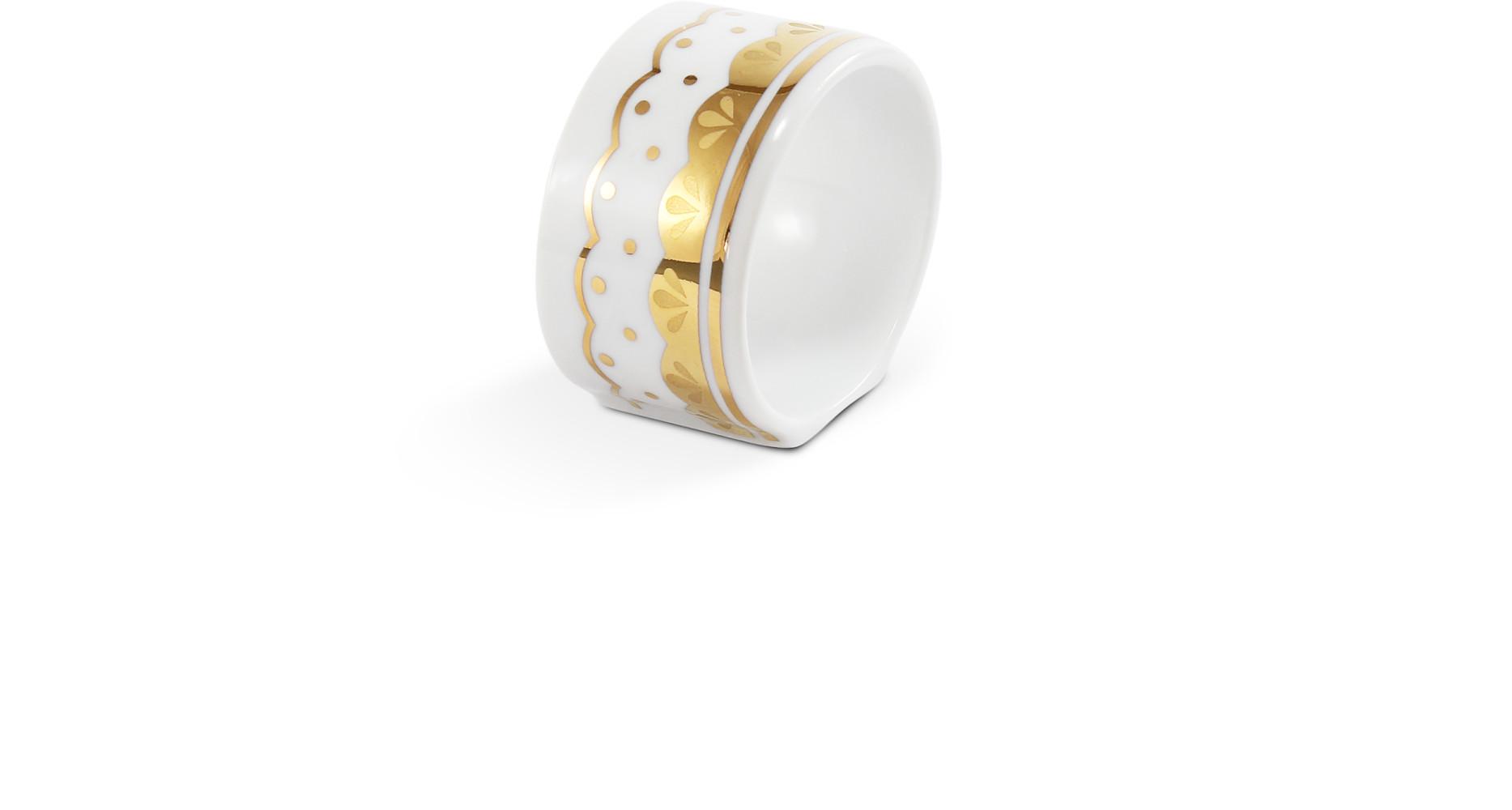 Serviettenring HyggeLine Golden
