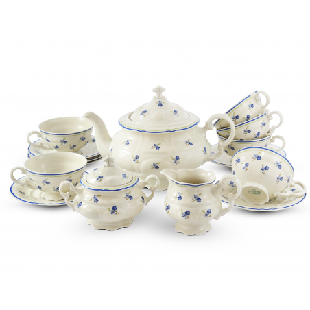 Tea set 15-piece...
