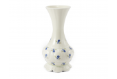 Vase 20 cm Forget-me-nots ivory