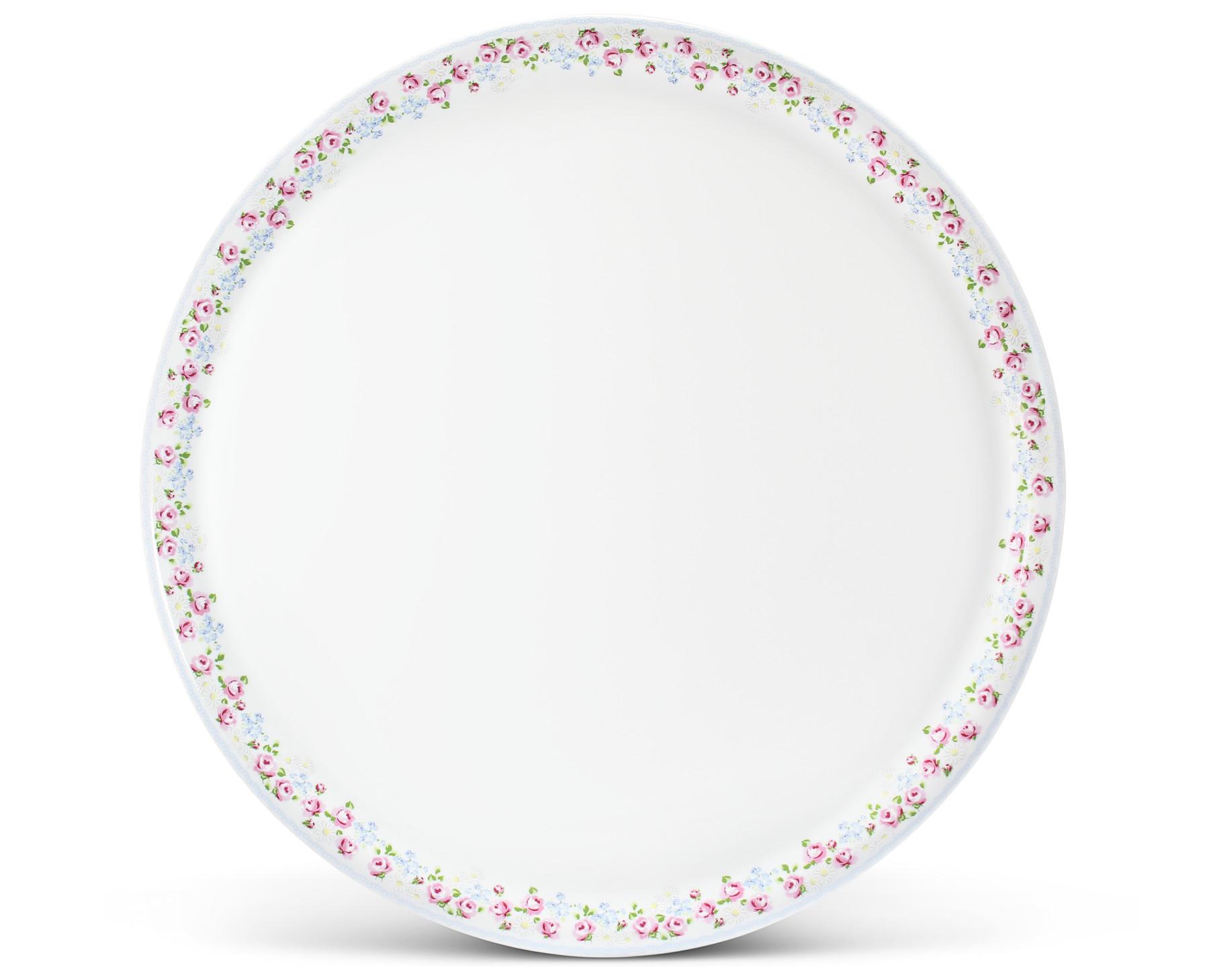 Tray round 52 cm RoseLine