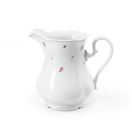 Mini milk jug 1l RoseLine