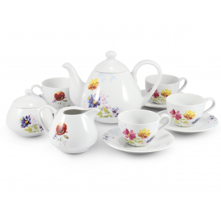 Tea set 11-piece Clearing...