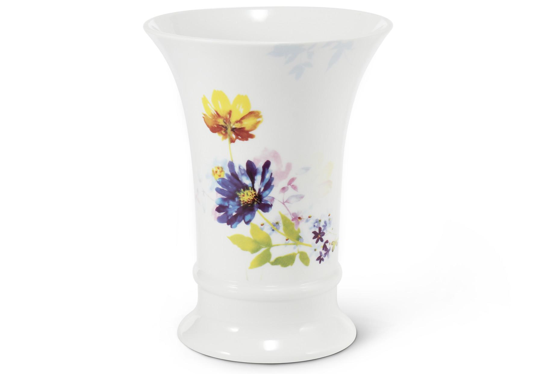 """Vase  17 cm """"KRATER"""" Aue aus Loučky"""