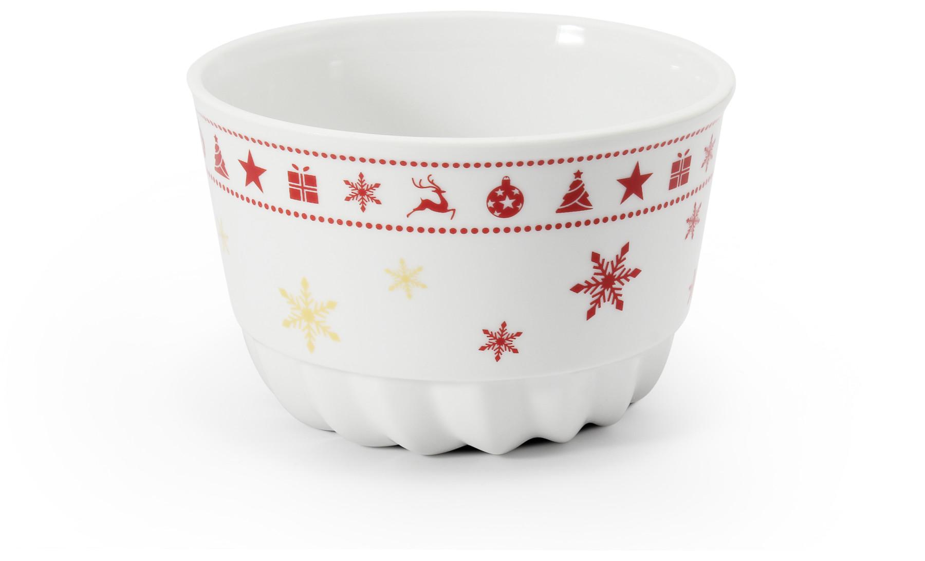 Víceúčelová nádoba 13,5 cm Vánoční snění