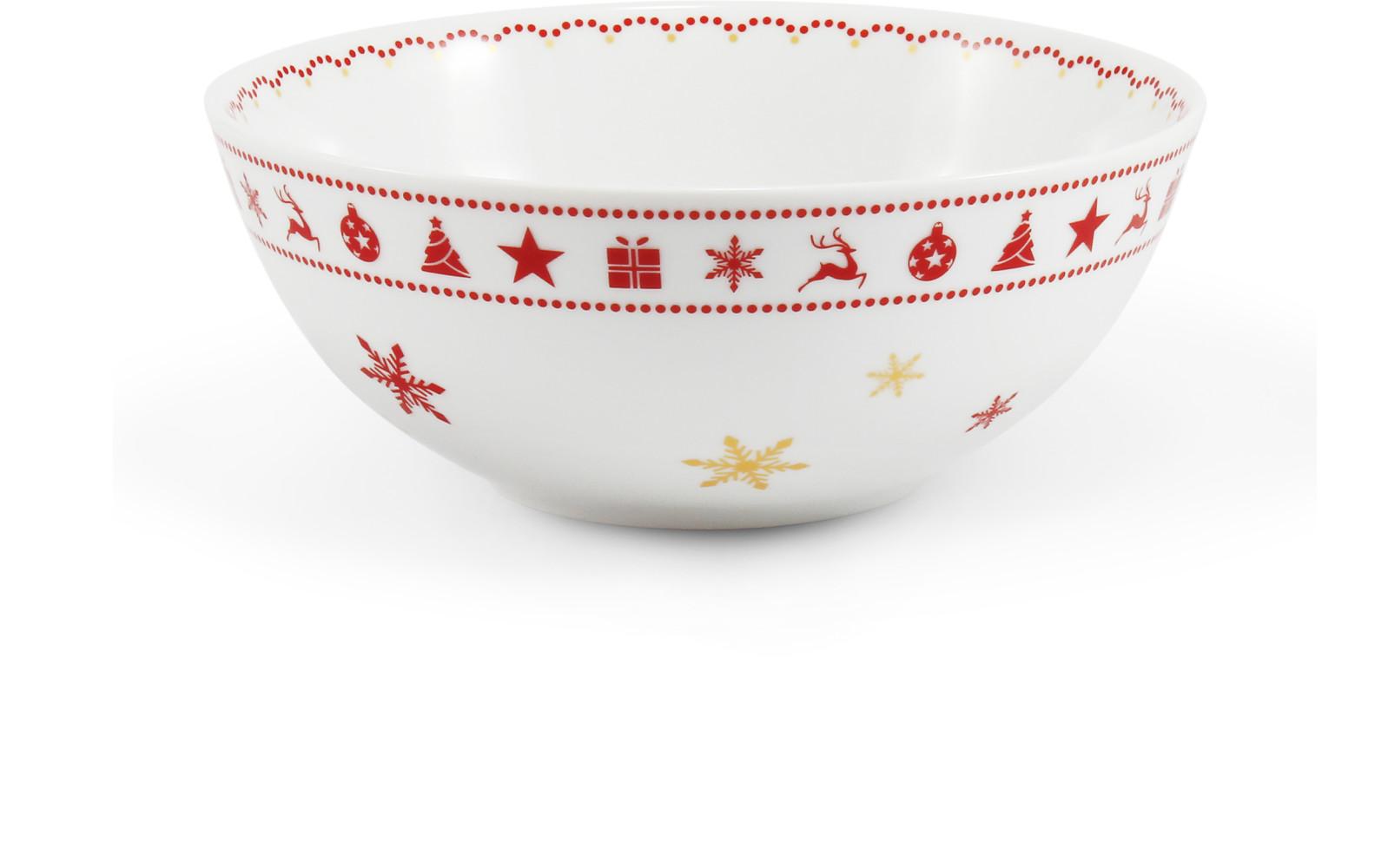 Miska 16 cm Vánoční snění