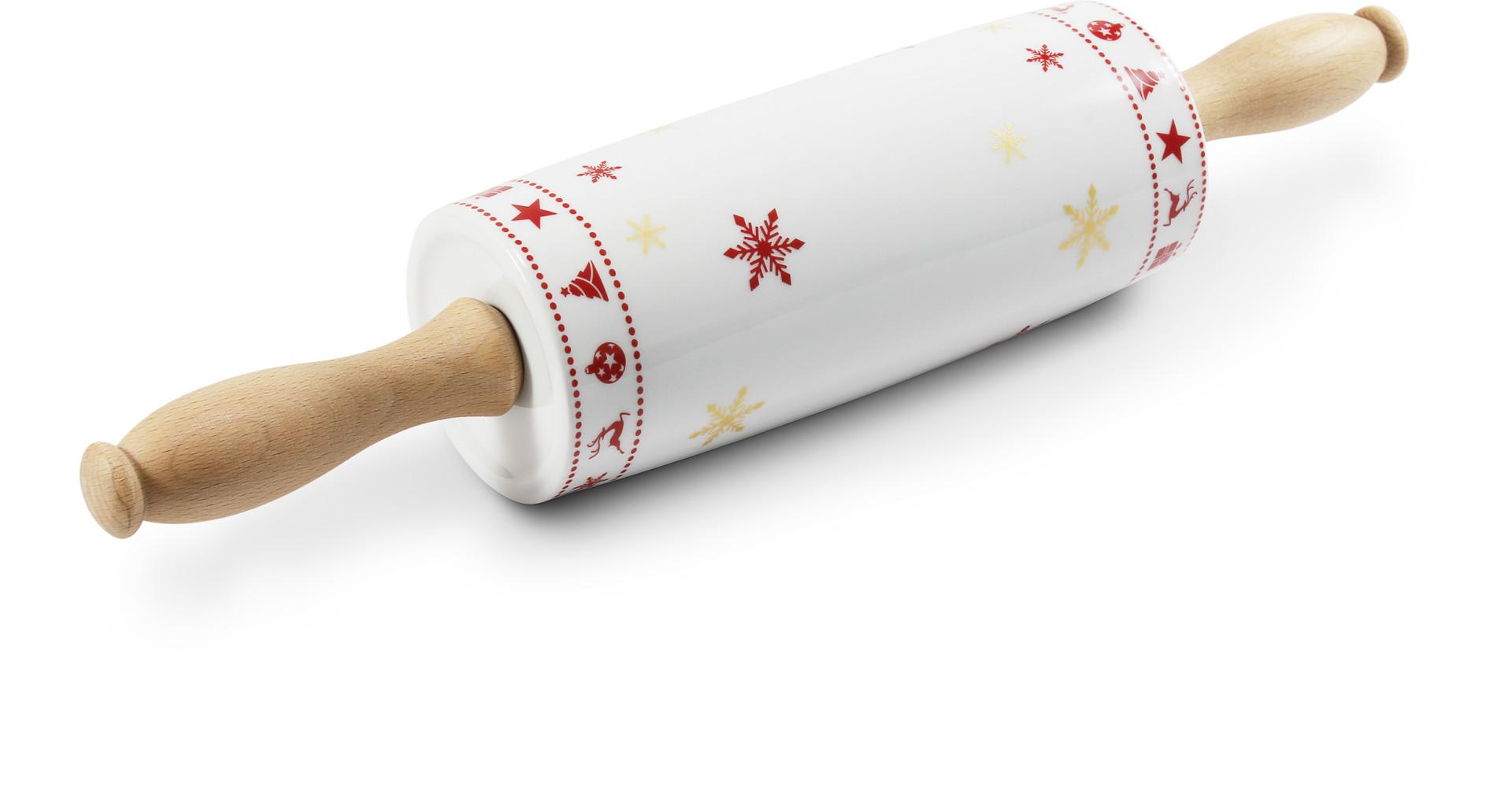 Váleček na nudle velký Vánoční snění
