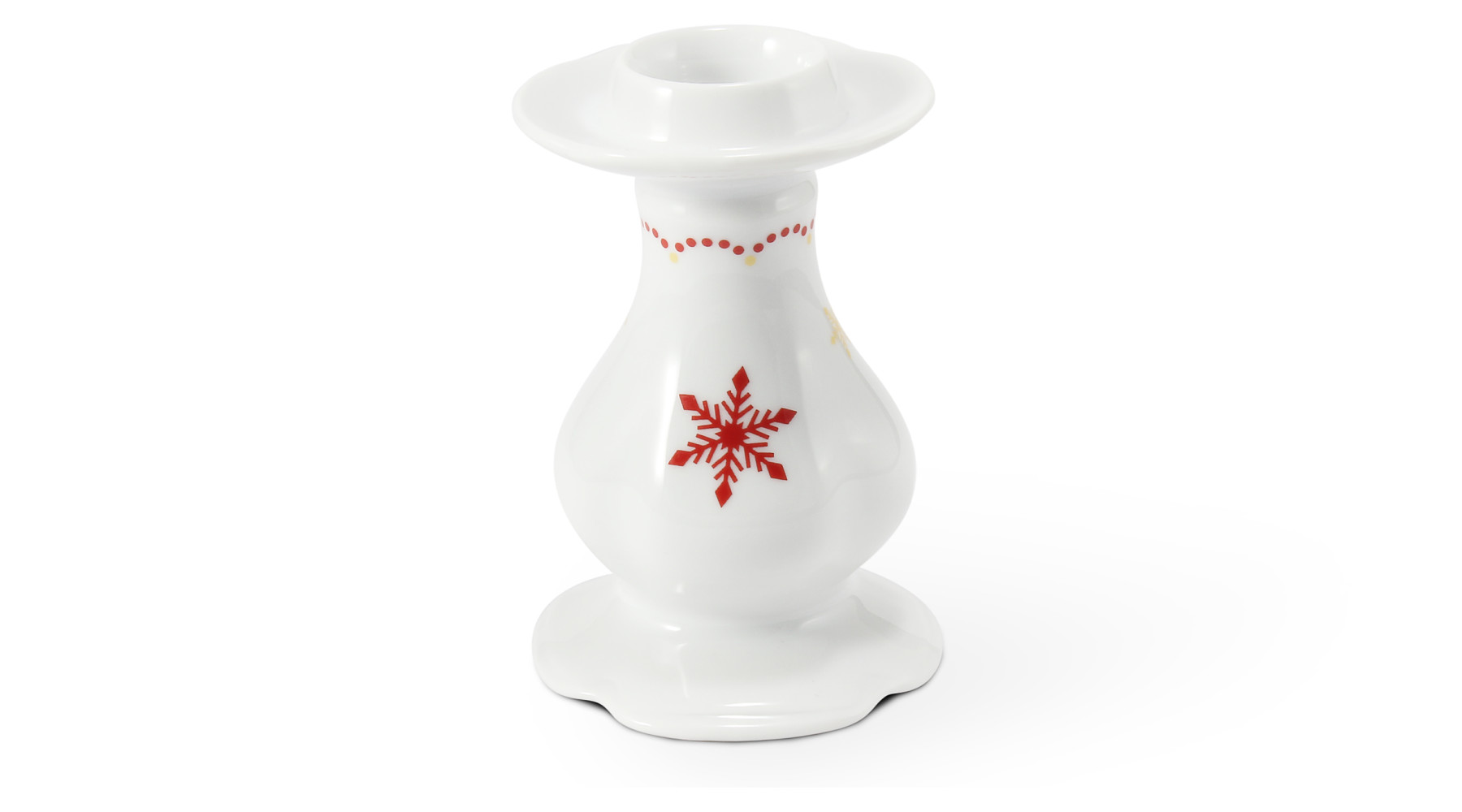 Svícen 10 cm Vánoční snění