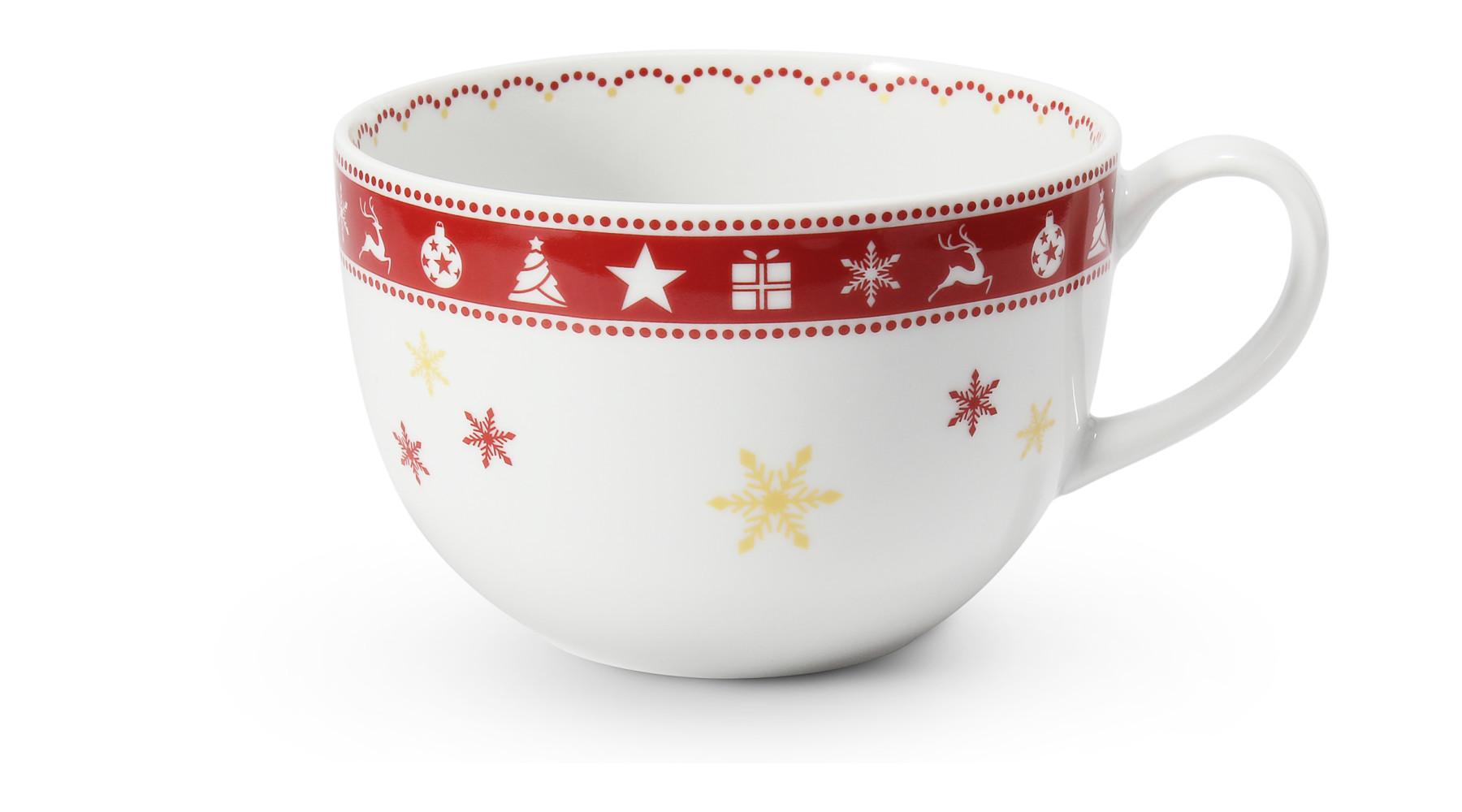 """Šálek 0,50 l """"JUMBO"""" Vánoční snění"""