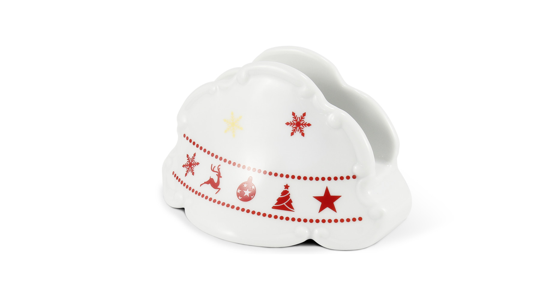 Serviettenhalter Weihnachtsträume