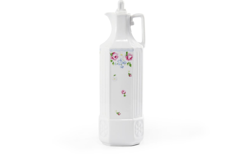 Oil bottle disponser with a lid 24 cm RoseLine