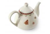 Tea/Kaffeekanne 1,20 l Weihnachtslebkuchen