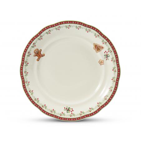 Plate shallow 25 cm...