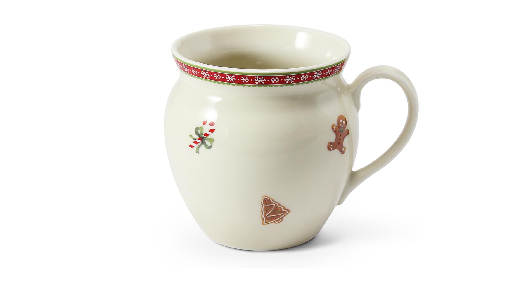 """Teetasse 0,30 l """"BUCLÁK"""" Weihnachtslebkuchen"""