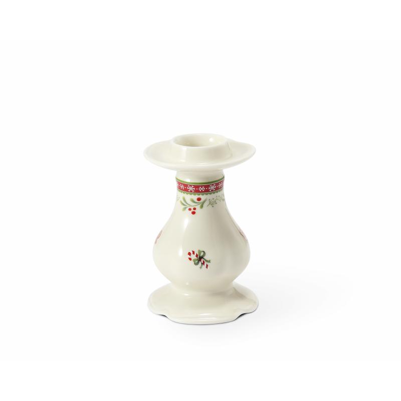 Kerzenhalter 10 cm Weihnachtslebkuchen