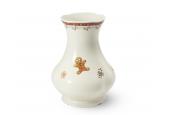 Vase 19 cm Weihnachtslebkuchen