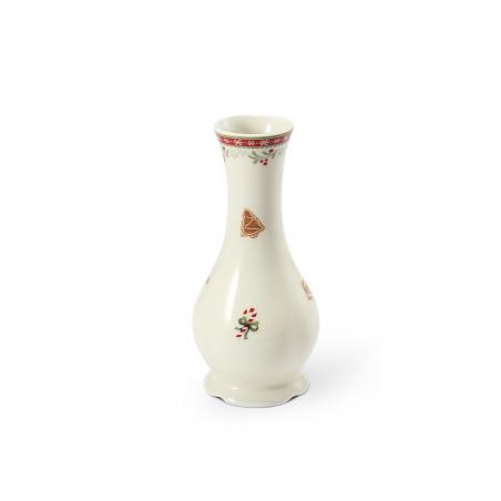 Vase 15 cm Weihnachtslebkuchen