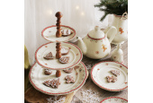 Patrový talíř Vánoční perníčky