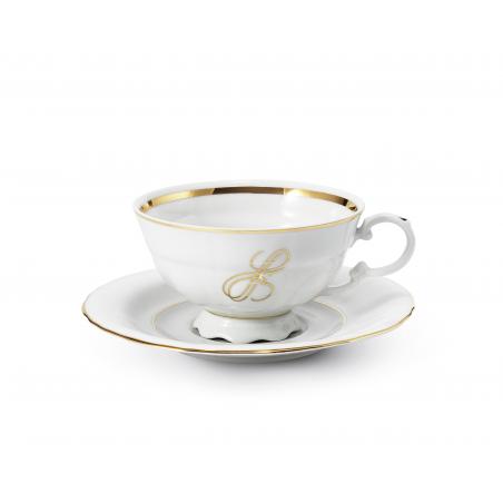 Cup and saucer 0.20 l Léna...
