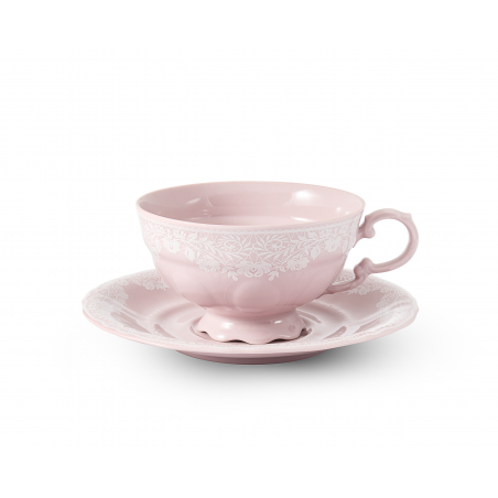 Cup and saucer 0.20 l Lace...